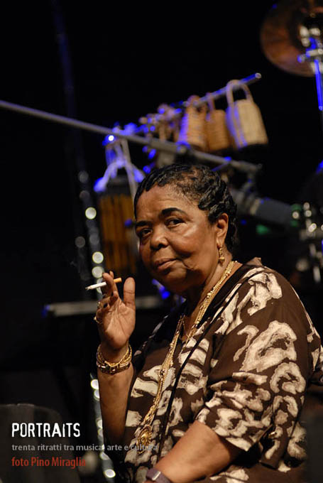 Cesaria Evora (world singer)